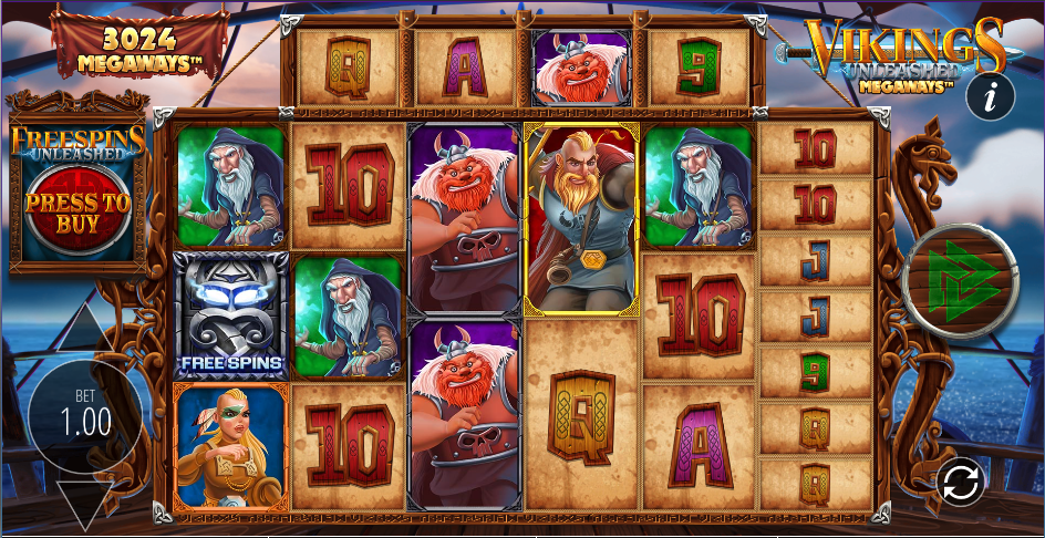 vikings unleashed screenshot