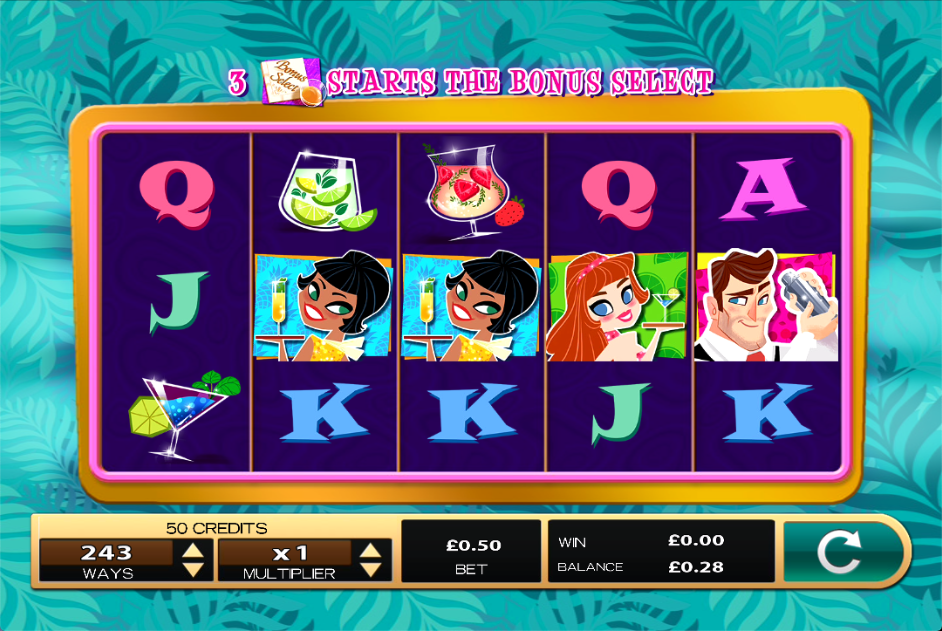 cocktail cash screenshot