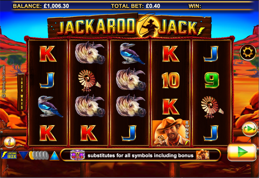 jackaroo jack screenshot