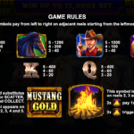 Mustang Gold Slots Review