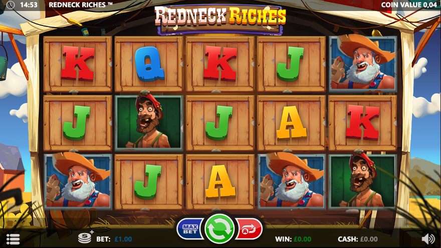 redneck riches screenshot