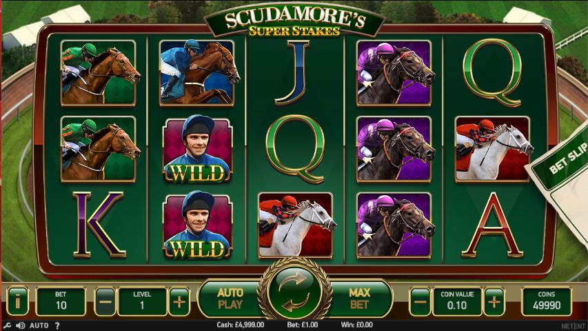 scudamores classic cup screenshot