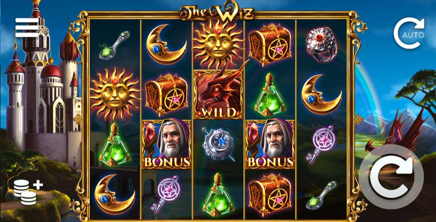 the wiz screenshot