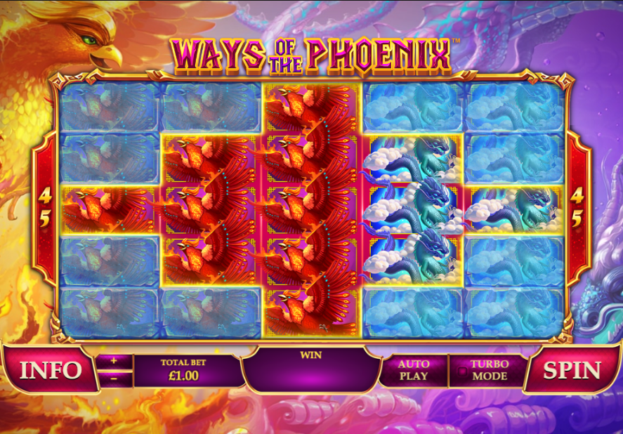 ways of the phoenix screenshot