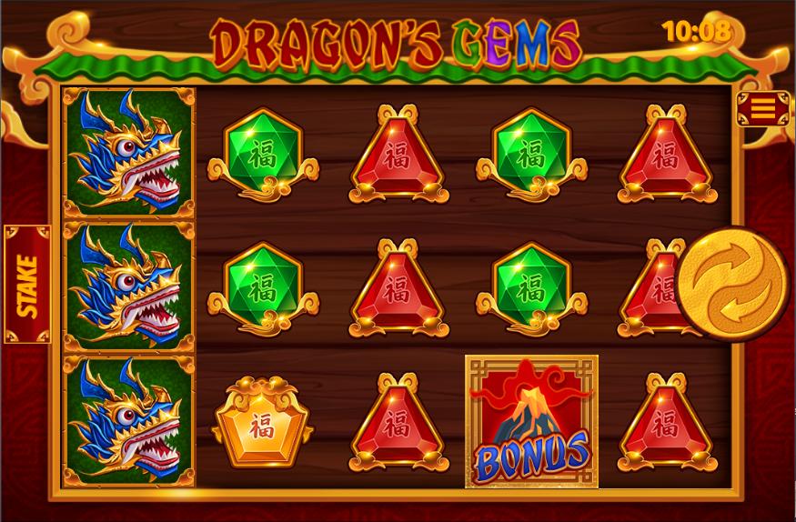 dragons gems screenshot