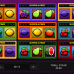Fruity 3×3 Slots Review