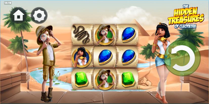 hidden treasures screenshot