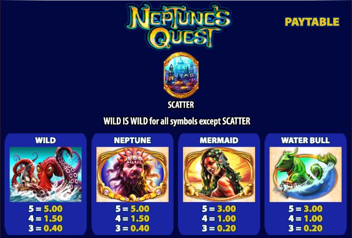 neptunes quest screenshot
