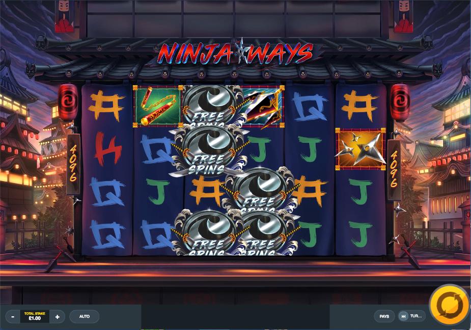 ninja ways screenshot