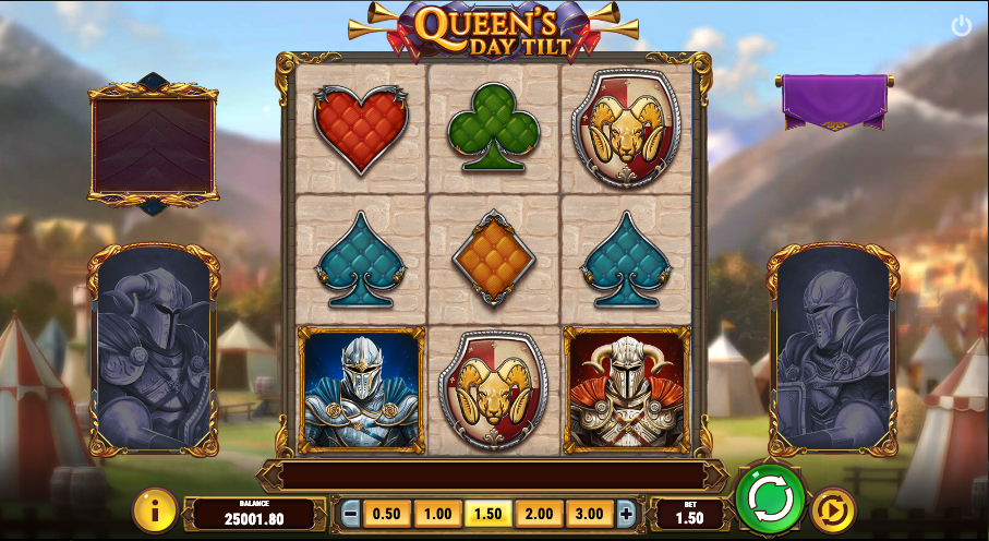 queens day tilt screenshot