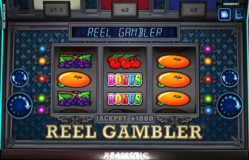 reel gambler screenshot
