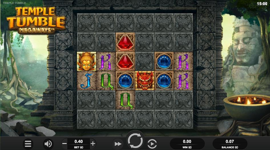 temple tumble screenshot