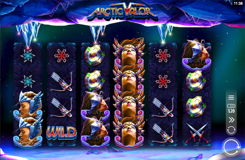 arctic valor screenshot