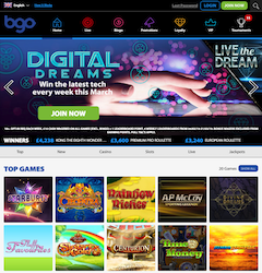 bgo screenshot