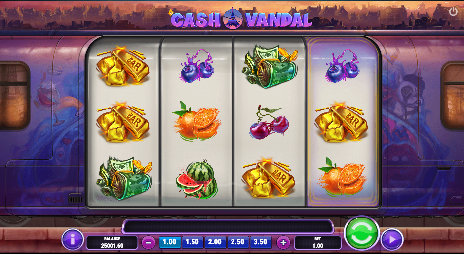 cash vandal screenshot