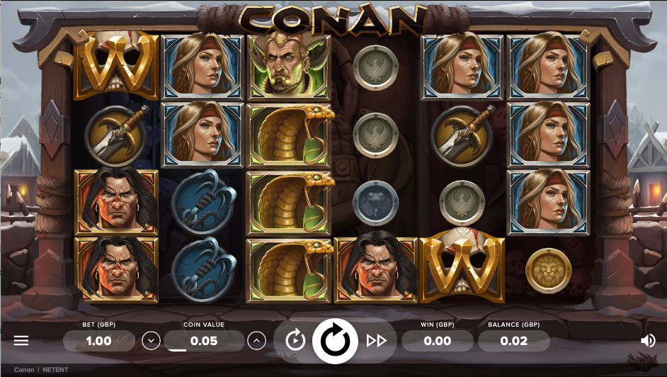 conan screenshot