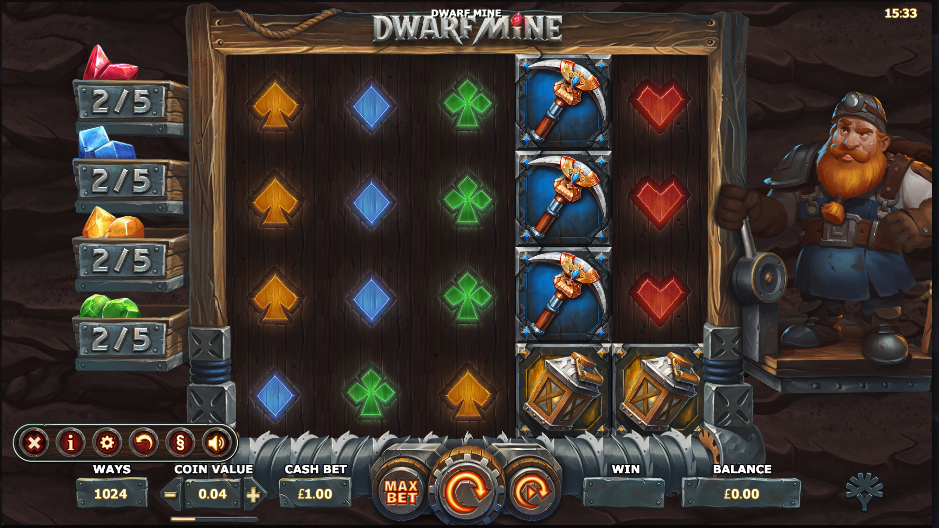 dwarf mine screenshot