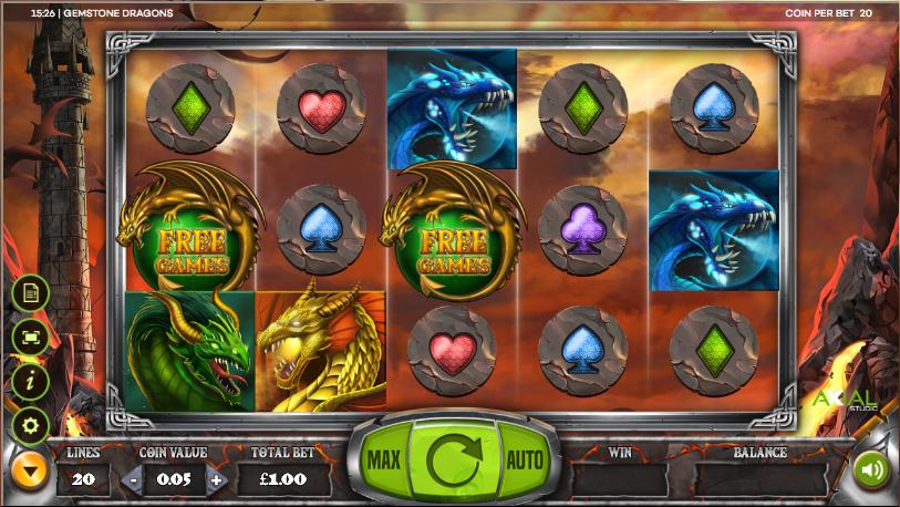 gemstone dragons screenshot