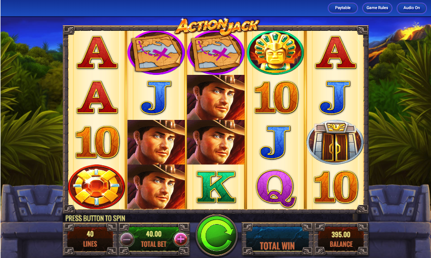 action jack screenshot