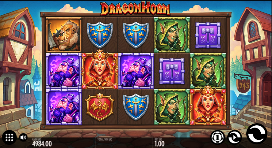 dragon horn screenshot