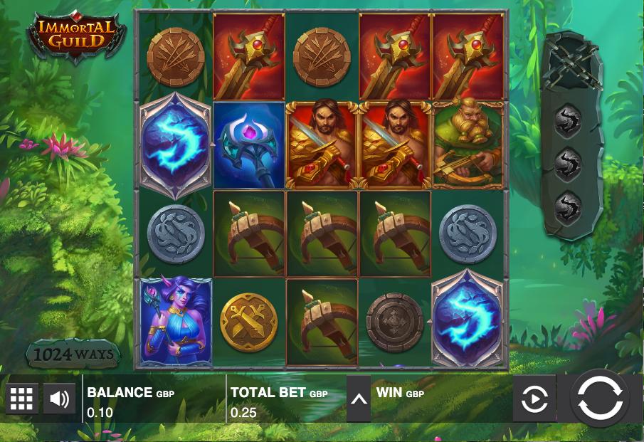 immortal guild info