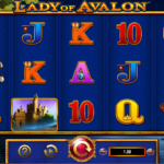 Lady Of Avalon Slots Review