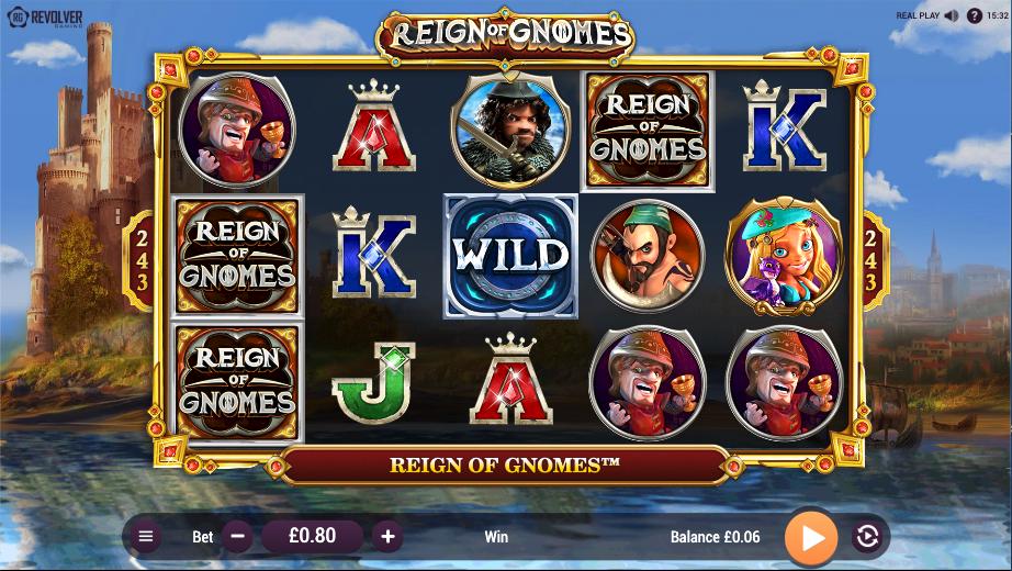 reign of gnomes screenshot