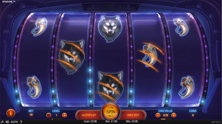 spinsane screenshot