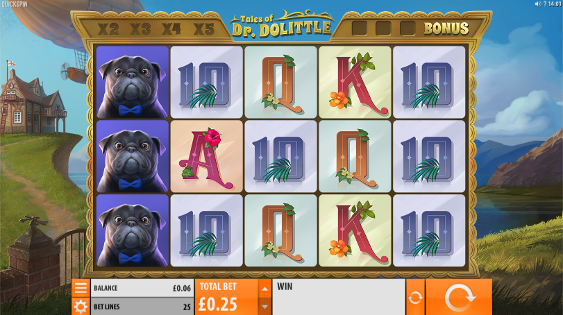 tales of dr dolittle screenshot