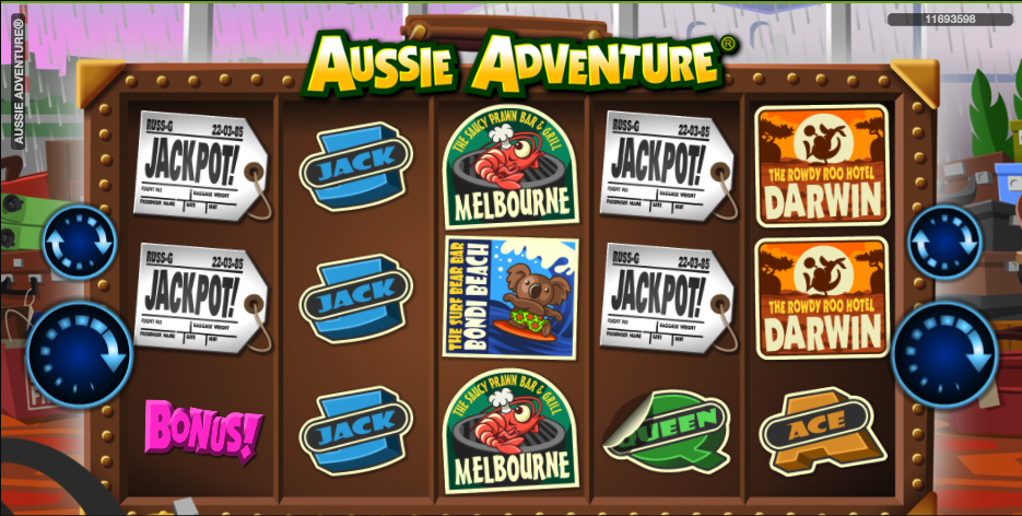aussie adventure screenshot