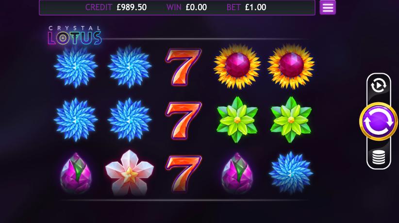 crystal lotus screenshot