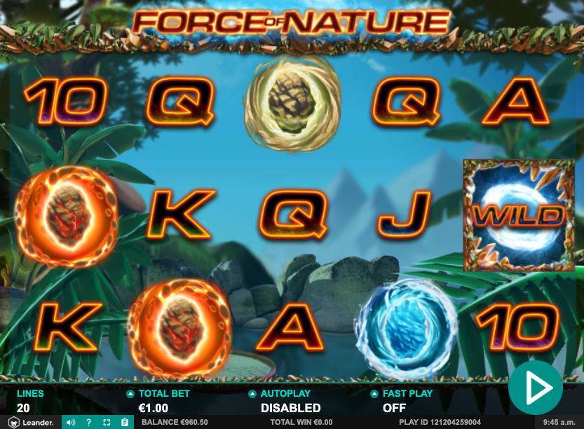 force of nature screenshot