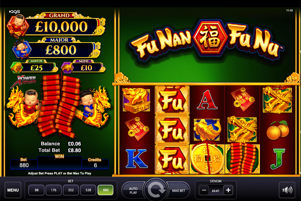 fu nan fu nu screenshot
