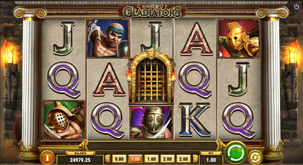 game of gladiators screenshot