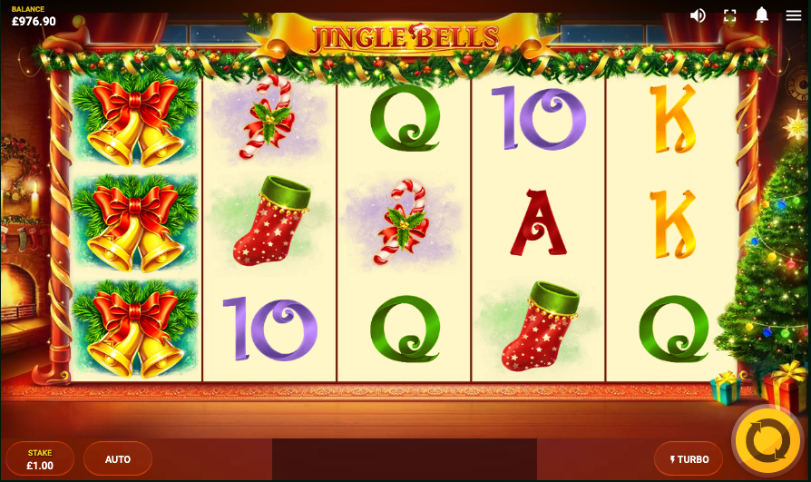 jingle bells screenshot