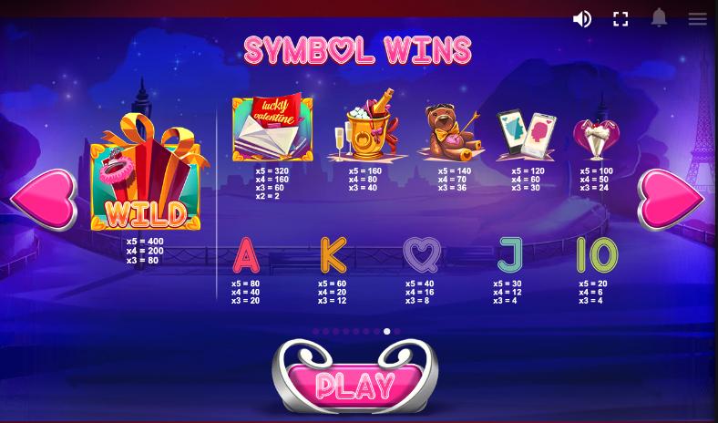 Spiele Lucky Valentine - Video Slots Online