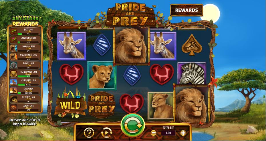 pride and prey screenshot
