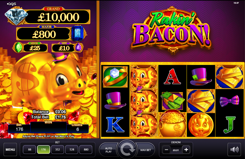 rakin bacon screenshot