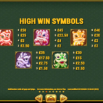 5 Lucky Lions Slots Review