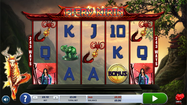 Spiele Fiery Kirin - Video Slots Online
