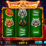Lucky Tiger Slots Review