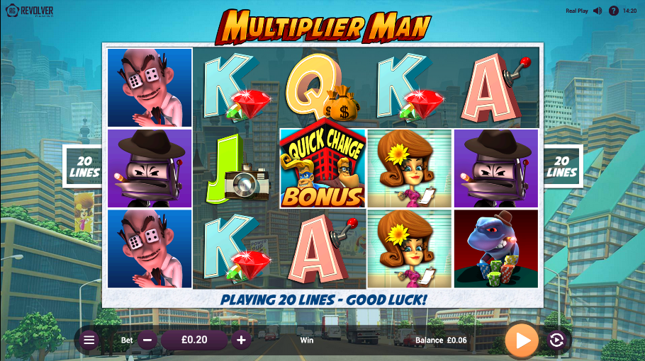 multiplier man screenshot