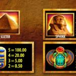 Pyramids Of Giza Slots Review