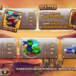 Coyote Crash Slots Review