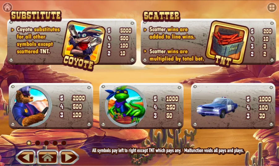 Spiele Coyote Crash - Video Slots Online