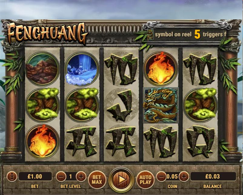 fenghuang screenshot