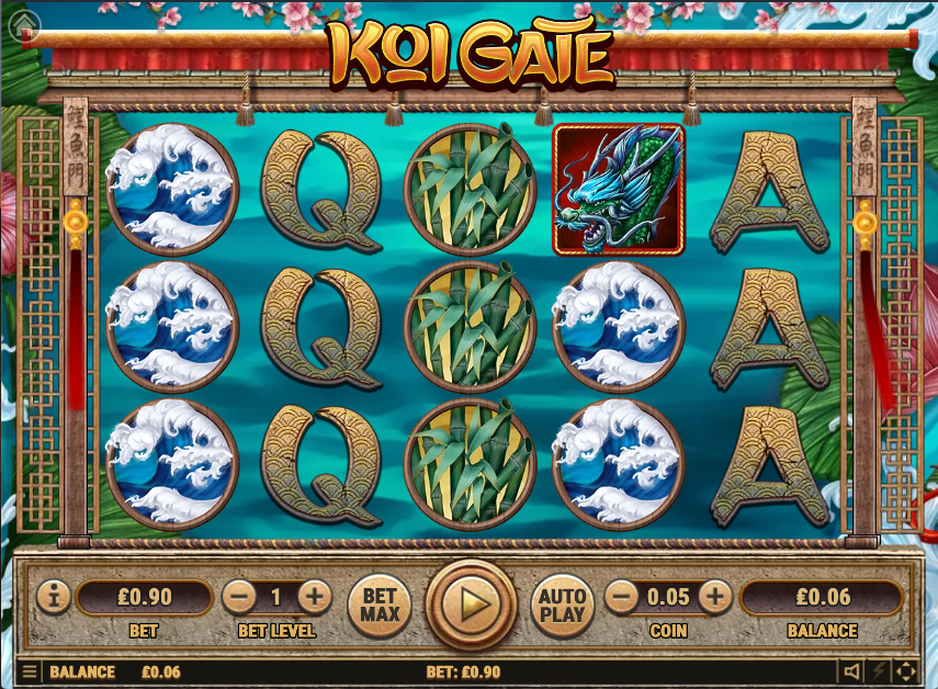 koi gate screenshot
