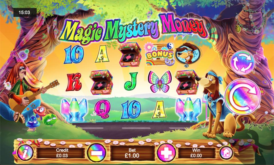 magic mystery money screenshot