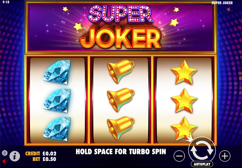 super joker screenshot