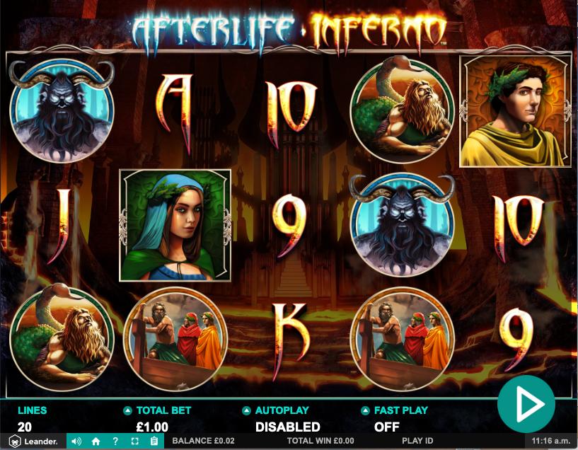 afterlife inferno screenshot